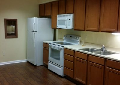Memory Care Kitchen