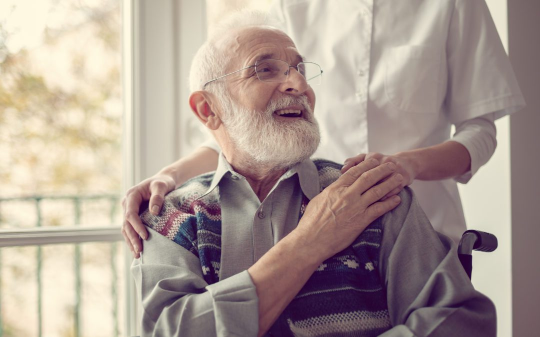 What is the benefit of living in an Assisted Living Facility vs Living at home?